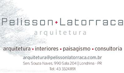 Pelisson + Latorraca Arquitetura