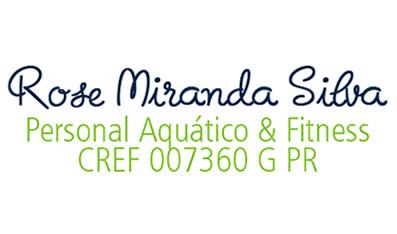 Rose Miranda Personal Aquático e Fitness